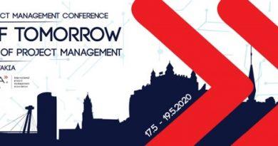 Medzinárodná konferencia o projektovom riadení SENET2020, 18.-19.máj v X-Bionic