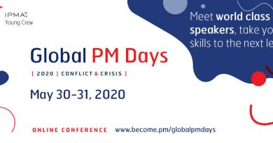 Online PM konferencia – Global PM Days – 30.-31.5.2020