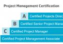 Výhody certifikácie IPMA