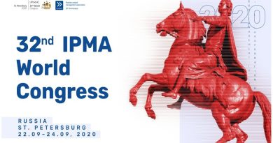 32. IPMA World Congress